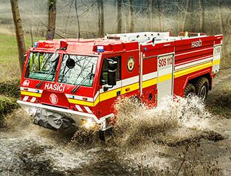 Fire Trucks Mobile Firefighting Equipment Tht Cz