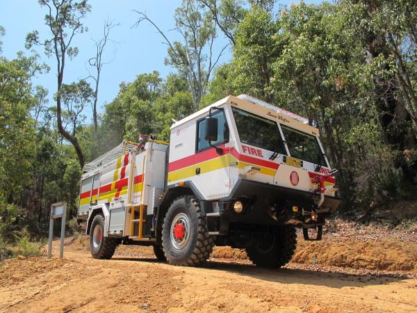 Aussie Wildfire