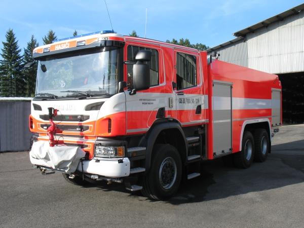CAS 30 - SCANIA P 480 CB 6x6 EHZ CP28