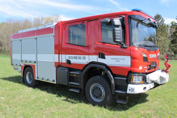 CAS 20 - SCANIA P440 B4x4HZ CP 28L