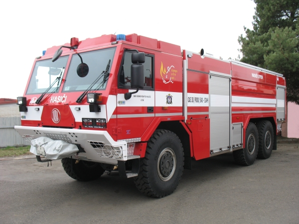 CAS 30 - T815-7 6x6.1