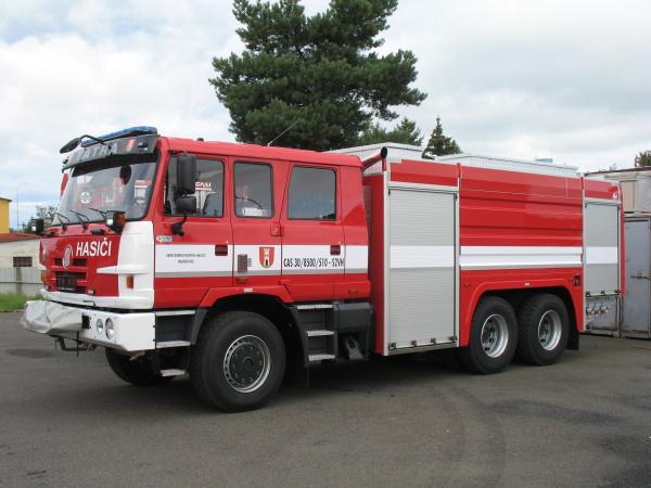 CAS 30 - T815 6x6.2