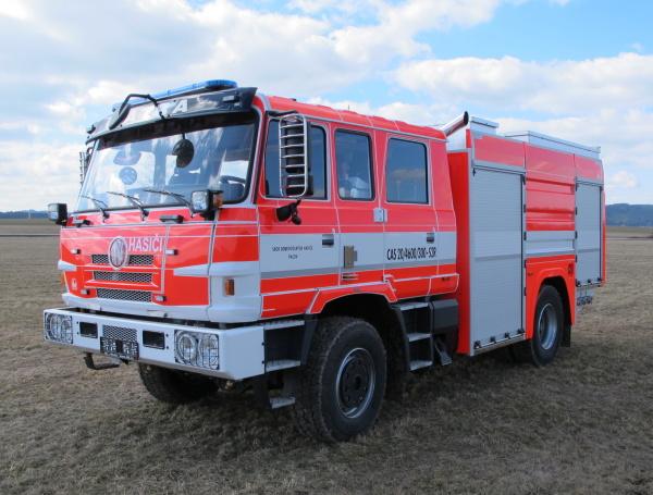 CAS 20 - TATRA 815 4x4.2