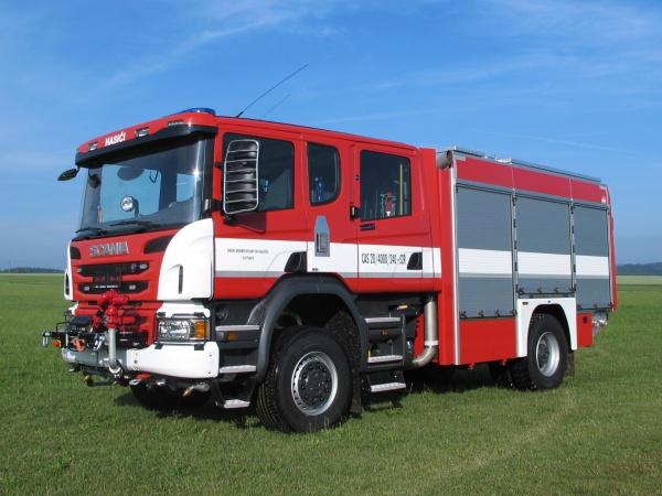 CAS 20 - SCANIA P 440 CB4x4 CP 31