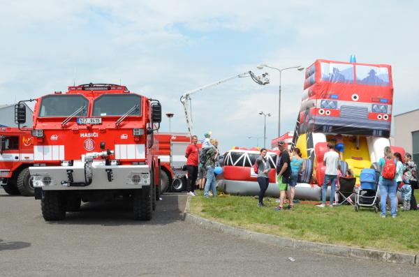Zbirožské hasičské tatrování 2019