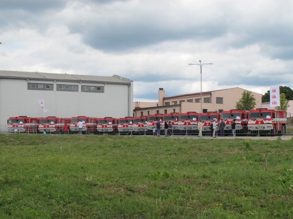 Zbirožské hasičské tatrování 2015