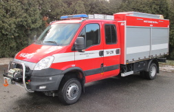 TA - L 2  N - IVECO DAILY 4x4