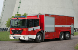 HA 60 - S 1 PC Mercedes-Benz ECONIC 6x2/4