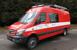 DA - L 2 T - Mercedes-Benz SPRINTER 4x4