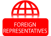 Foreign representatives of THT